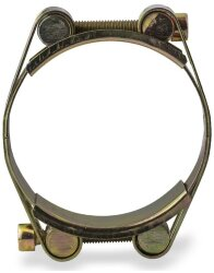 Хомут силовой 95-105 мм W1 двухболтовый